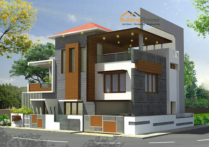 Floor Elevation Changes : House plan home plans architects in bangalore floor