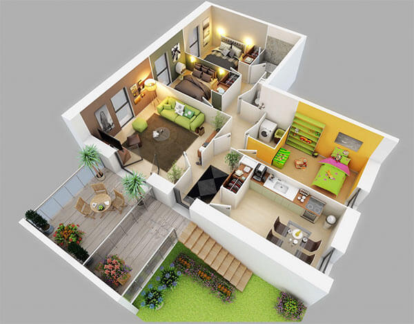 Get House Plan Floor Plan 3d Elevations Online In Bangalore Best Architects In Bangalore